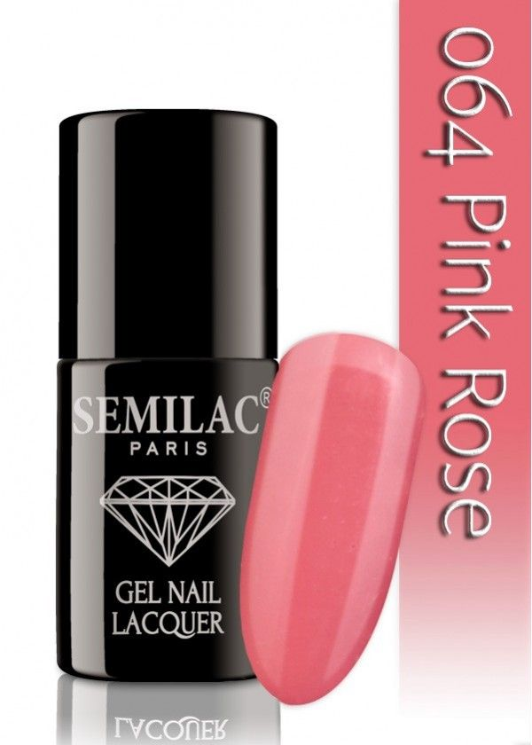 Oja Semi Semilac Pink Rose 064 imagine produs