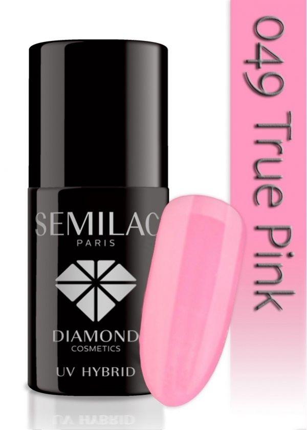 Oja Semi Semilac True Pink 049 imagine produs