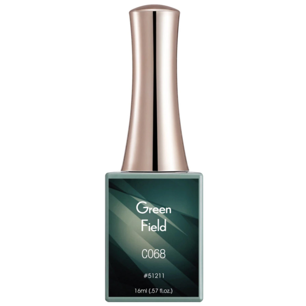 Oja Semipermanenta Canni, Green Field, 16 Ml, C068 imagine produs