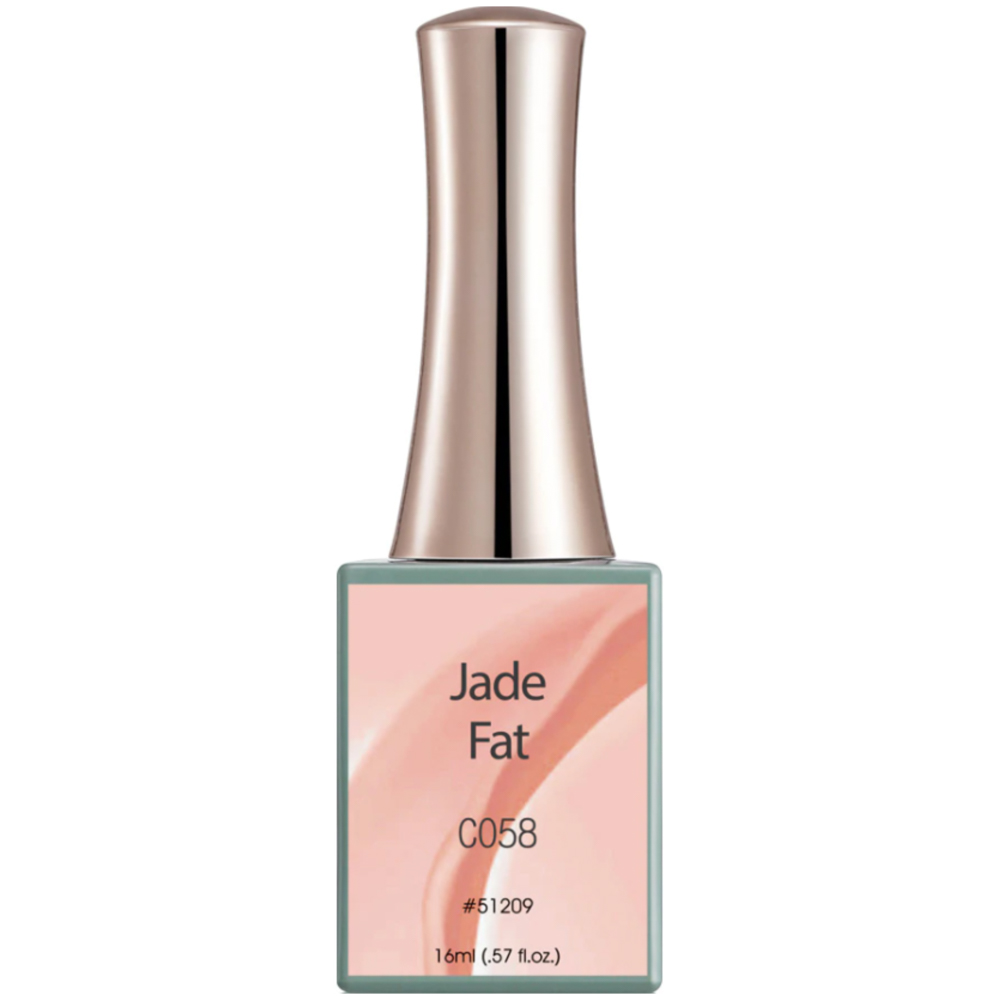 Oja Semipermanenta Canni, Jade Fat, 16 Ml, C058 imagine produs