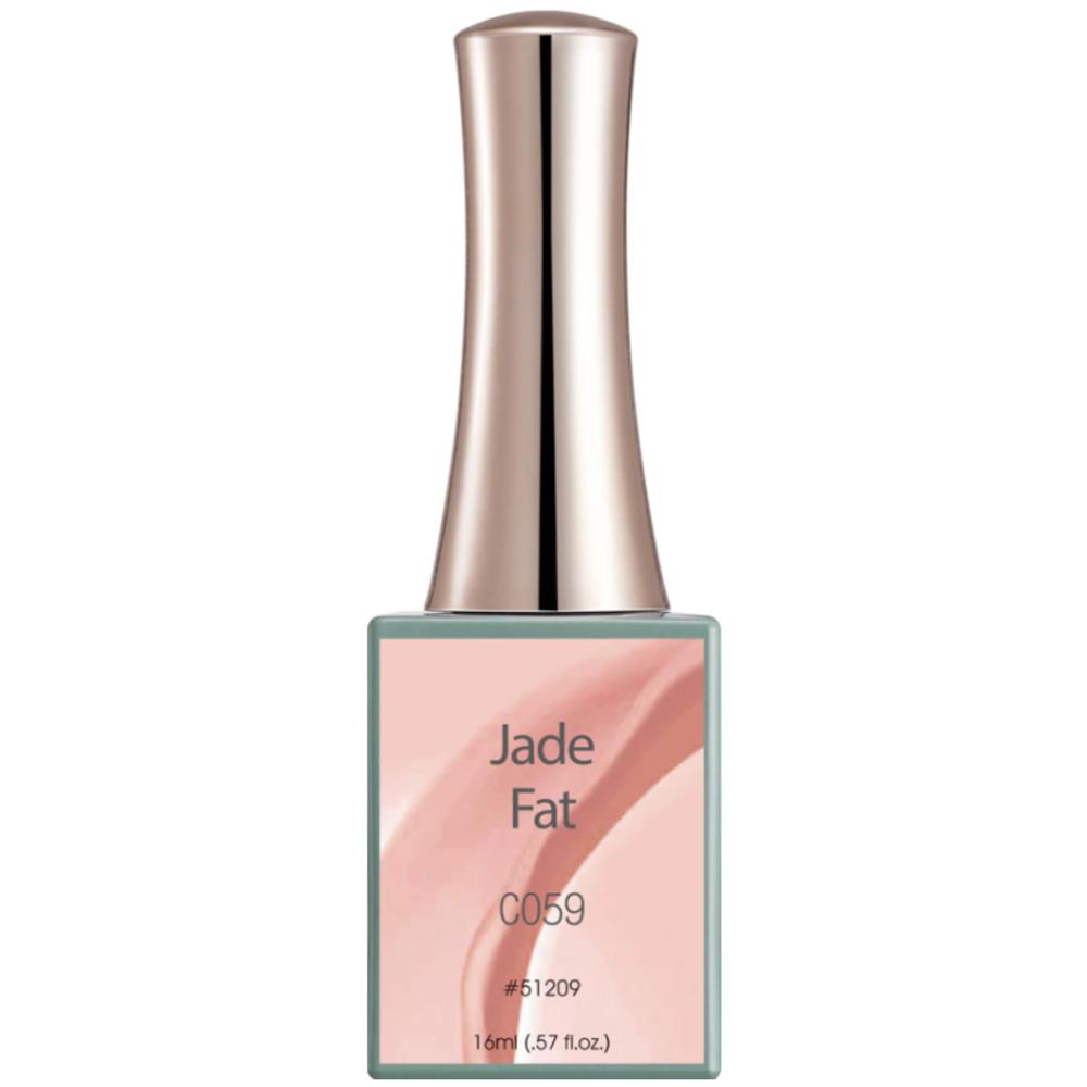 Oja Semipermanenta Canni, Jade Fat, 16 Ml, C059 imagine produs