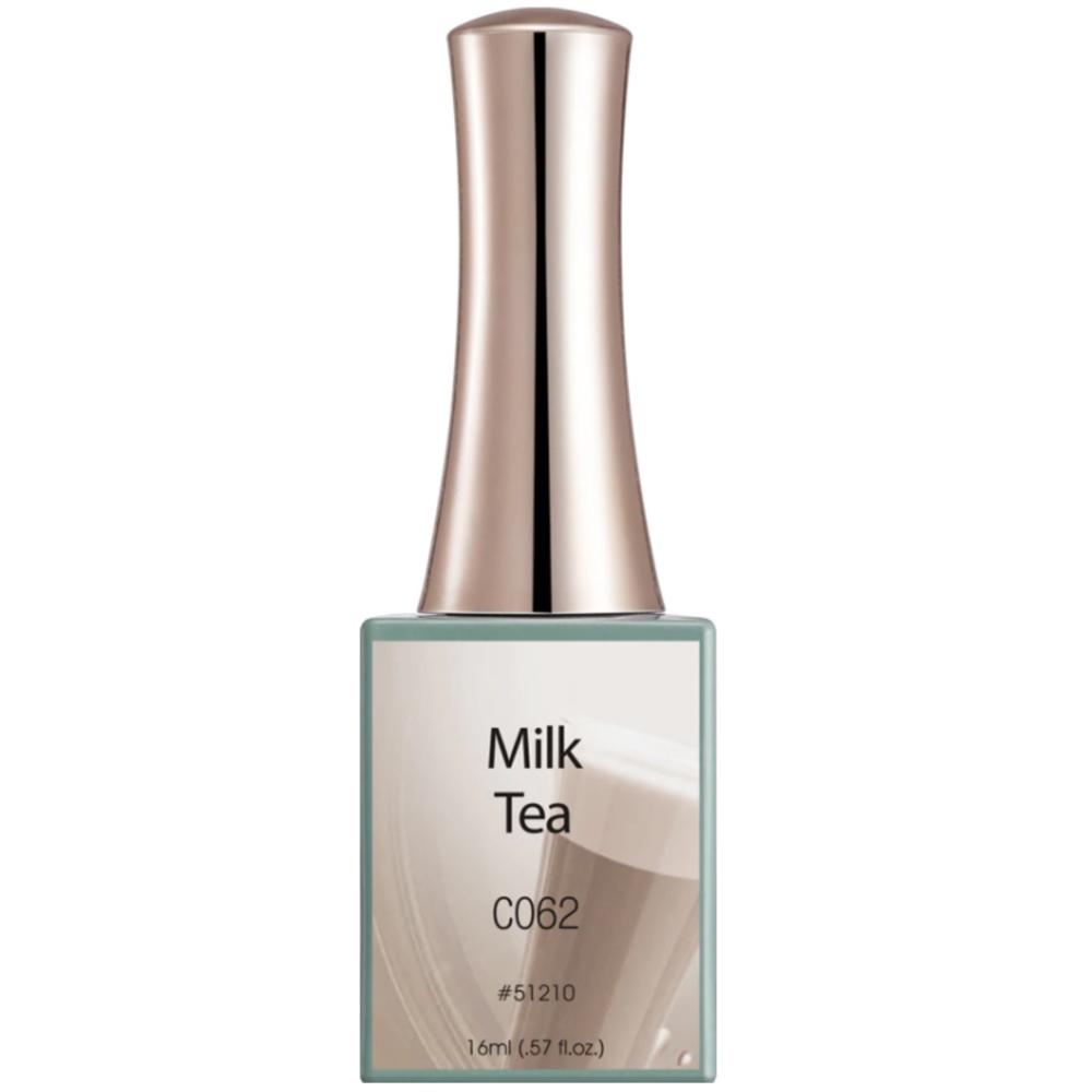 Oja Semipermanenta Canni, Milk Tea, 16 Ml, C062 imagine produs