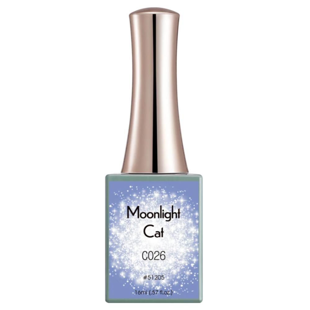 Oja Semipermanenta Canni, Moonlight Cat, 16 Ml, C026 imagine produs