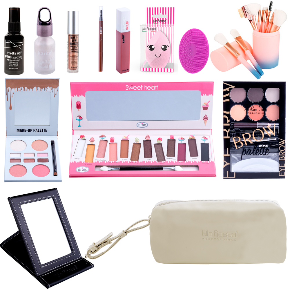 "Kit Makeup Complet ""Elisabeth"" imagine produs"
