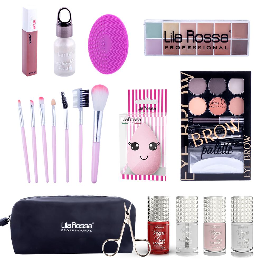 "Kit Make-Up Complet ""Rosie"" imagine produs"