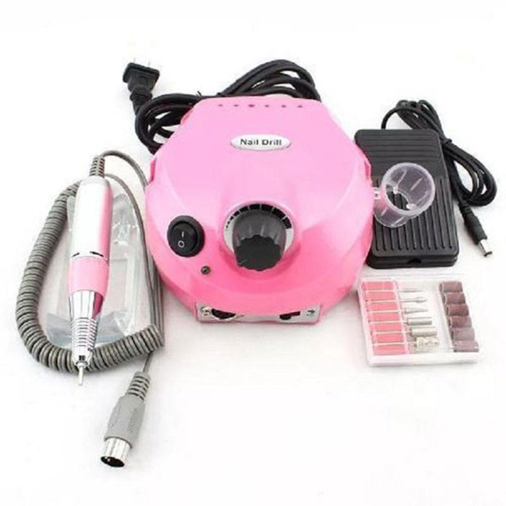 Pila Electrica, Freza Unghii, Roz, 25.000 Rpm, 30 W imagine produs
