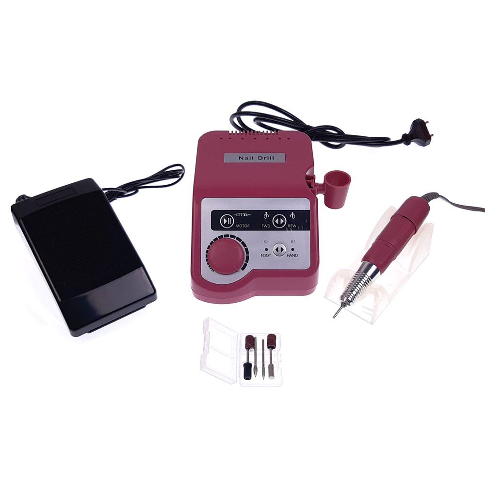 Pila Electrica, Freza Unghii, Thinlan, Roz, 35.000 Rpm, 35 W imagine produs