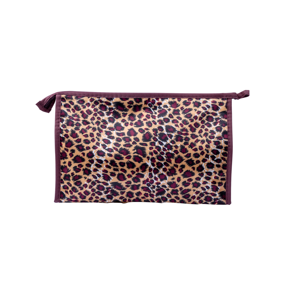 Portfard Leopard - Multicolor imagine produs