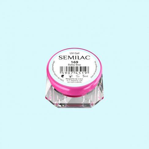 Gel Uv Color Semilac, Baby Boy 169 imagine produs