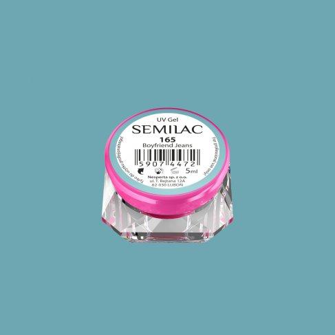 Gel Uv Color Semilac, Boyfriend Jeans 165 imagine produs