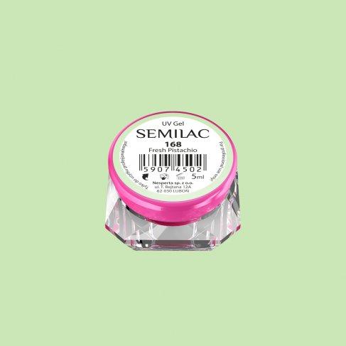 Gel Uv Color Semilac, Fresh Pistachio 168 imagine produs