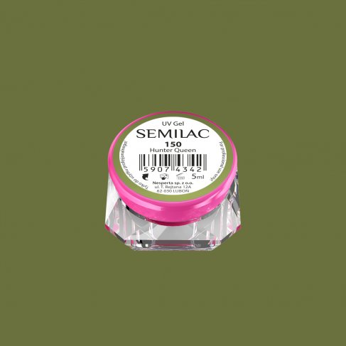 Gel Uv Color Semilac, Hunter Queen 150 imagine produs