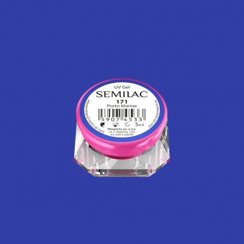 Gel Uv Color Semilac, Porto Marine 171 imagine produs