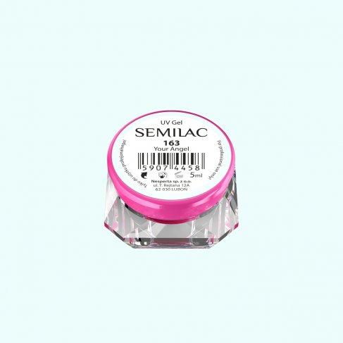 Gel Uv Color Semilac, Your Angel 163 imagine produs