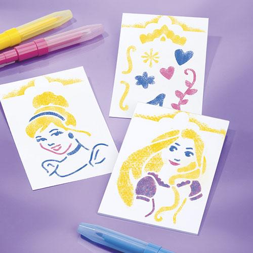 Set Creion Pulverizator Printesele Disney