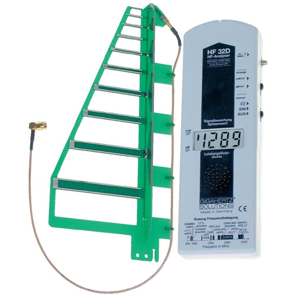 German Electronics lansează Analizorul de semnale de înaltă frecvenţă Gigahertz Solutions HF32D
