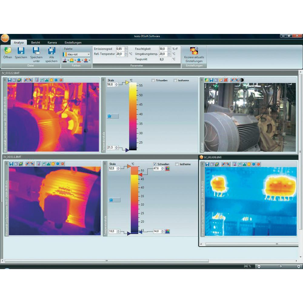 Cameră de termoviziune testo 875-1