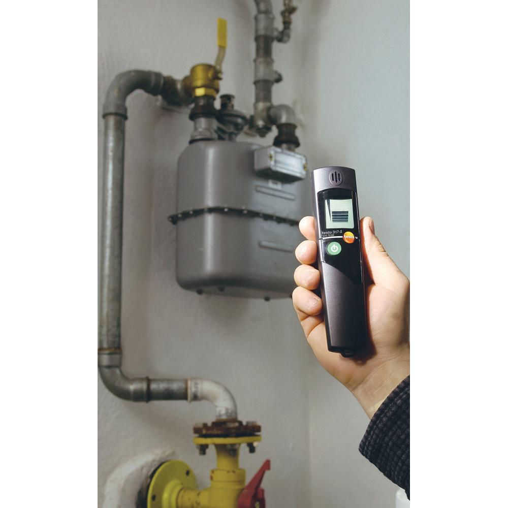 Detector scurgeri de gaze testo 317-2