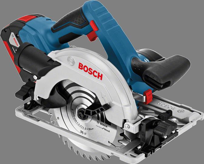 Fierăstrău circular profesional Bosch GKS 18V-57 G