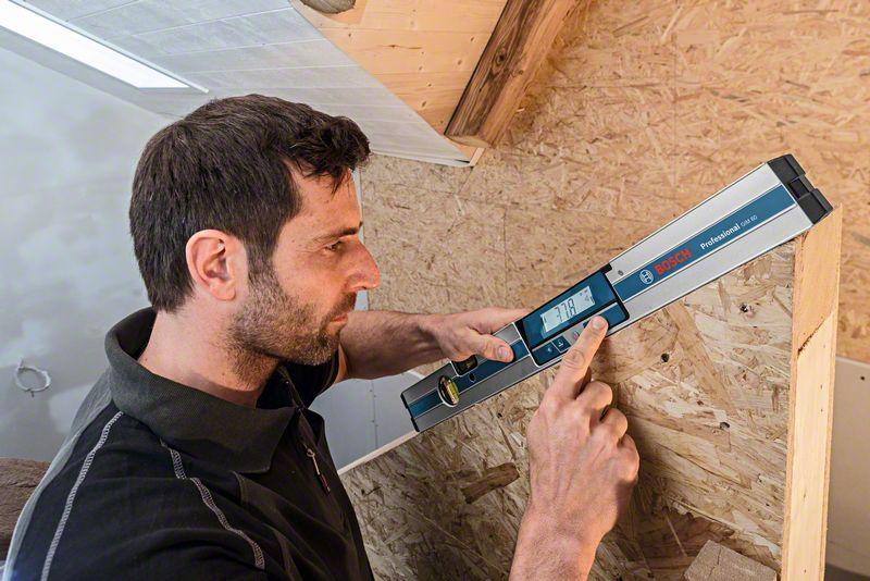Goniometru profesional Bosch GIM 60, 60 cm