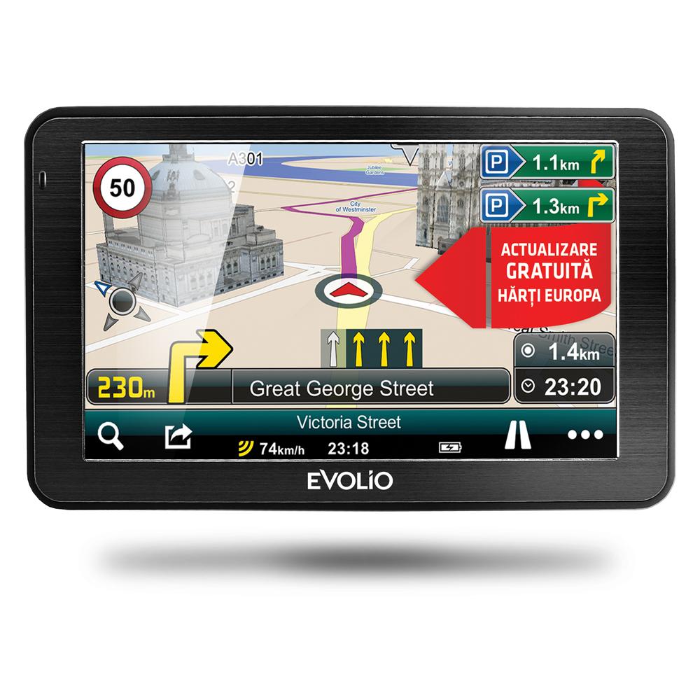 GPS Auto Preciso 5.0 Full Europa