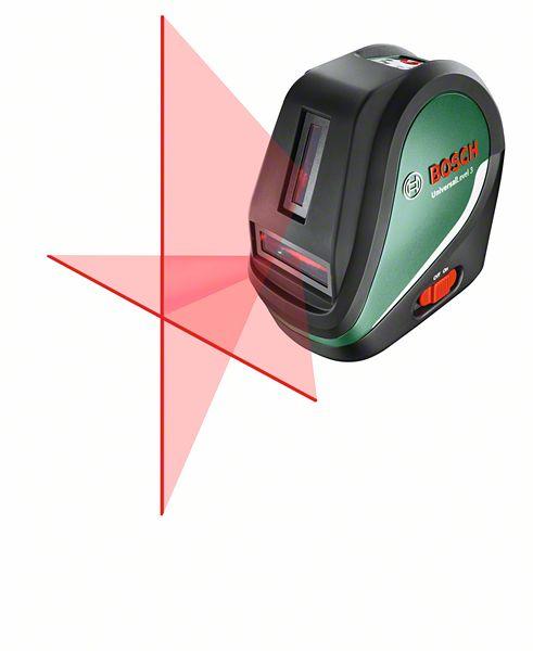 Nivelă cu laser Bosch UniversalLevel 3