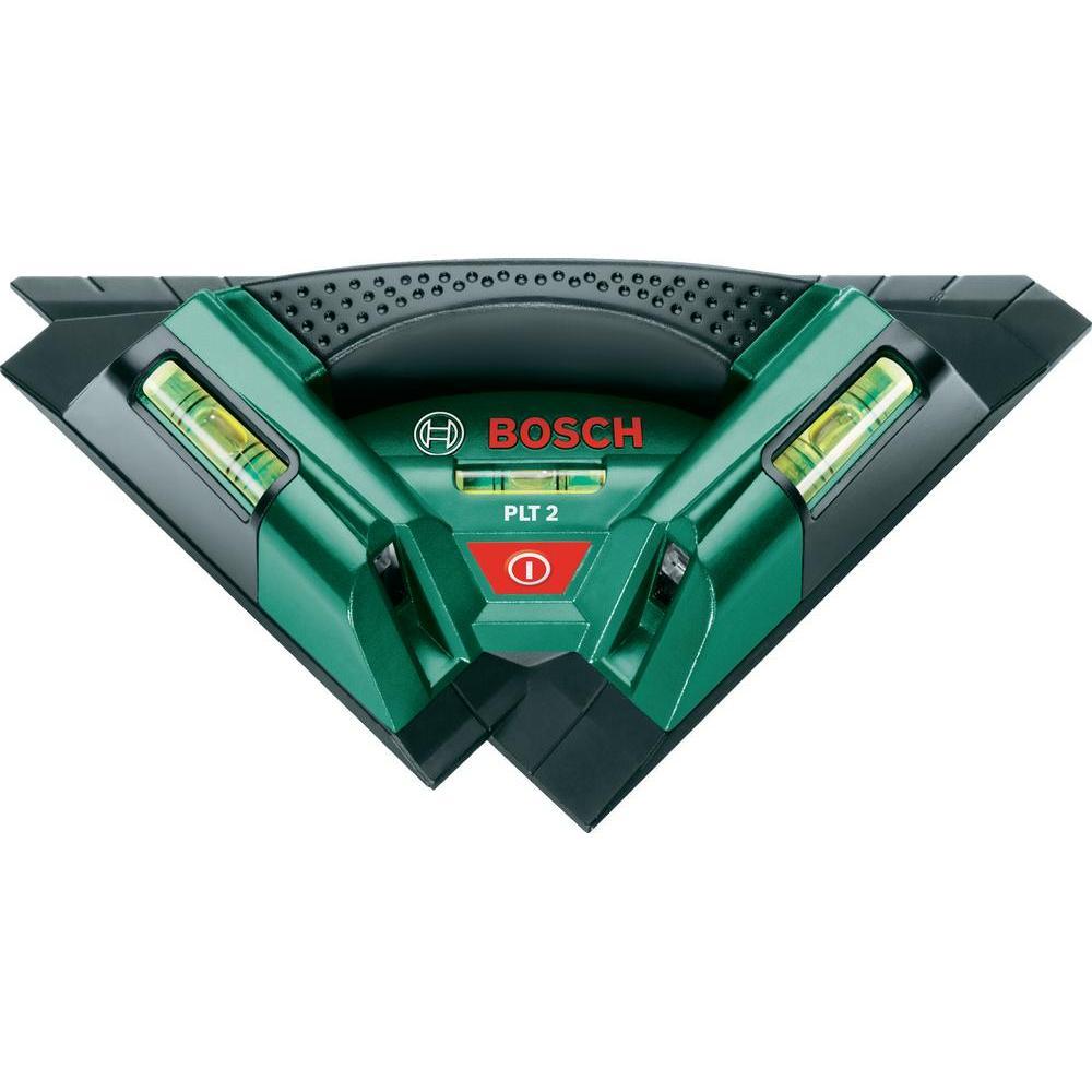 Nivelă cu laser pentru montaj Bosch PLT2