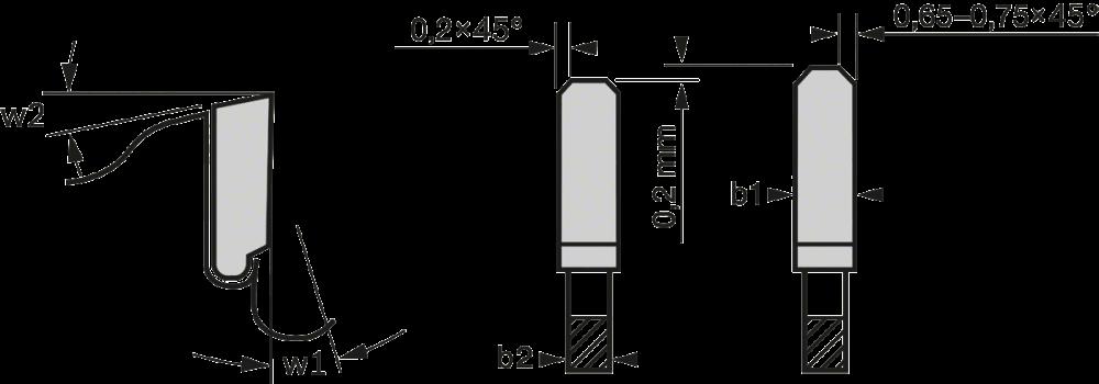 Pânză de fierăstrău circular Bosch Expert for Steel, 210 x 30 x 2.0 mm, 48 dinţi
