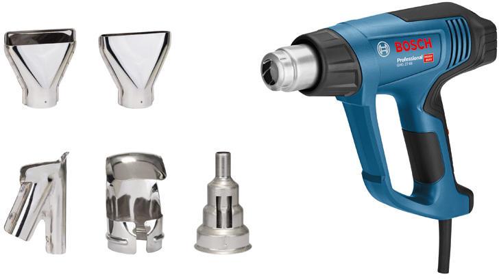 Pistol cu aer cald Bosch Professional 06012A6301 GHG 23-66, 2300 W