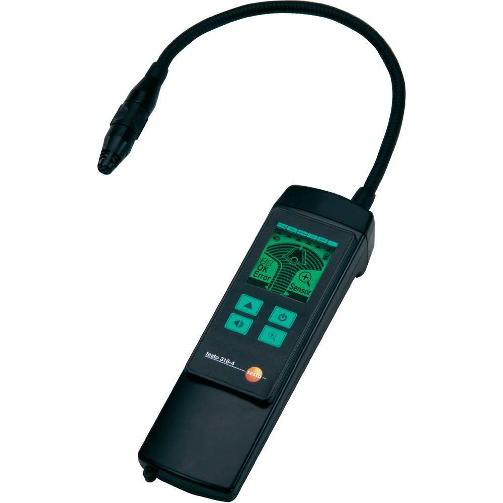 Set detector scurgeri de agenţi frigorifici testo 316-4