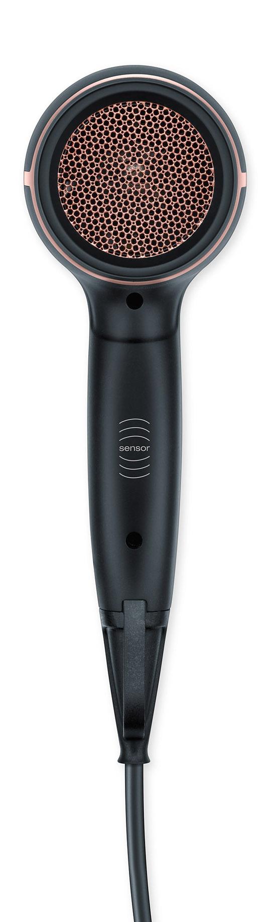 Uscător de păr cu ioni și tehnologie ECO Beurer HC60