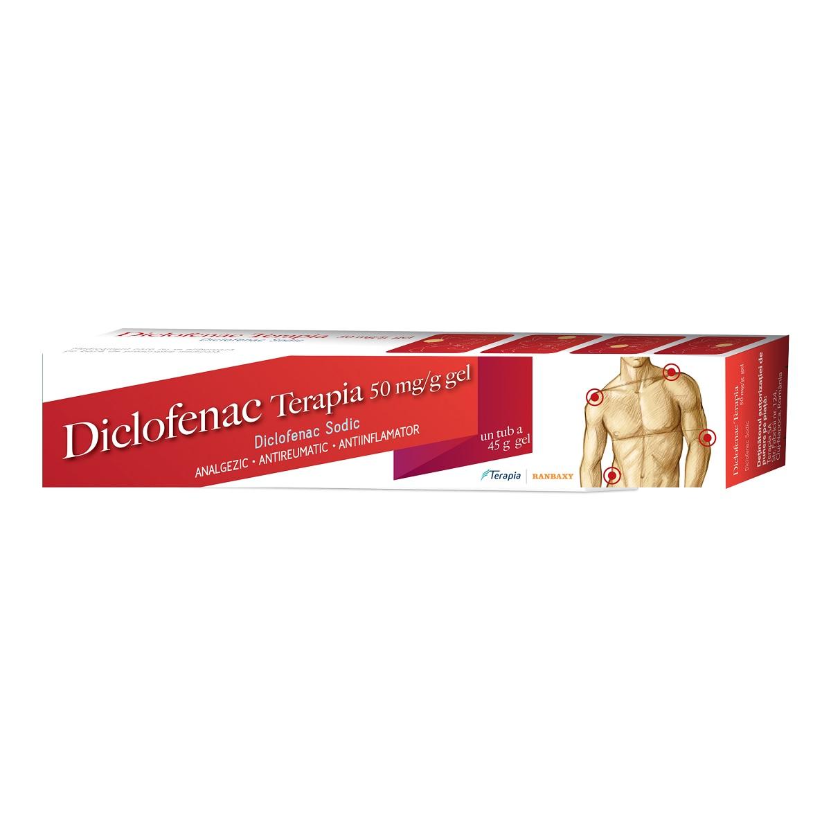 diclofenac unguent 50g pret)