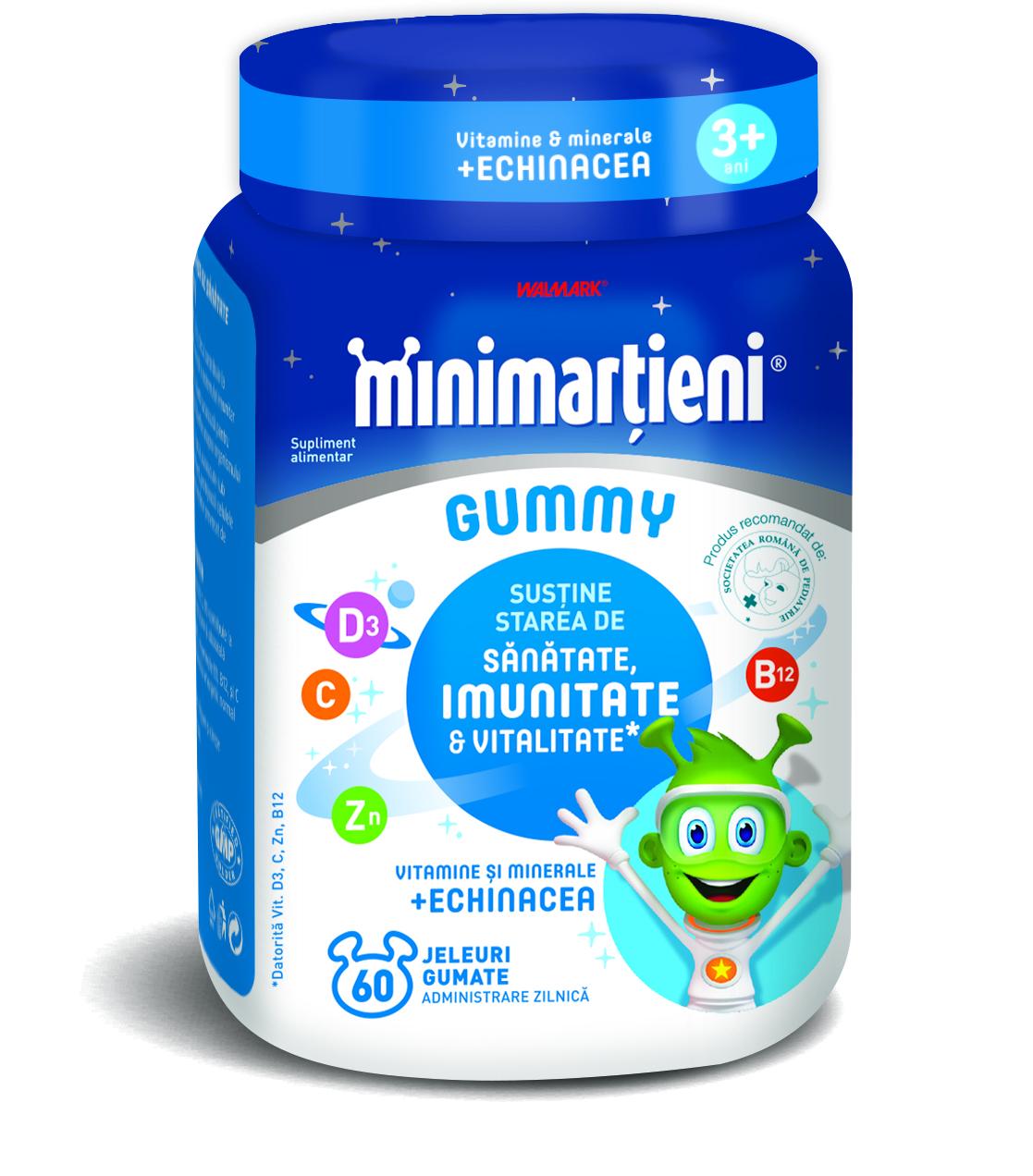 minimartienii imunitate