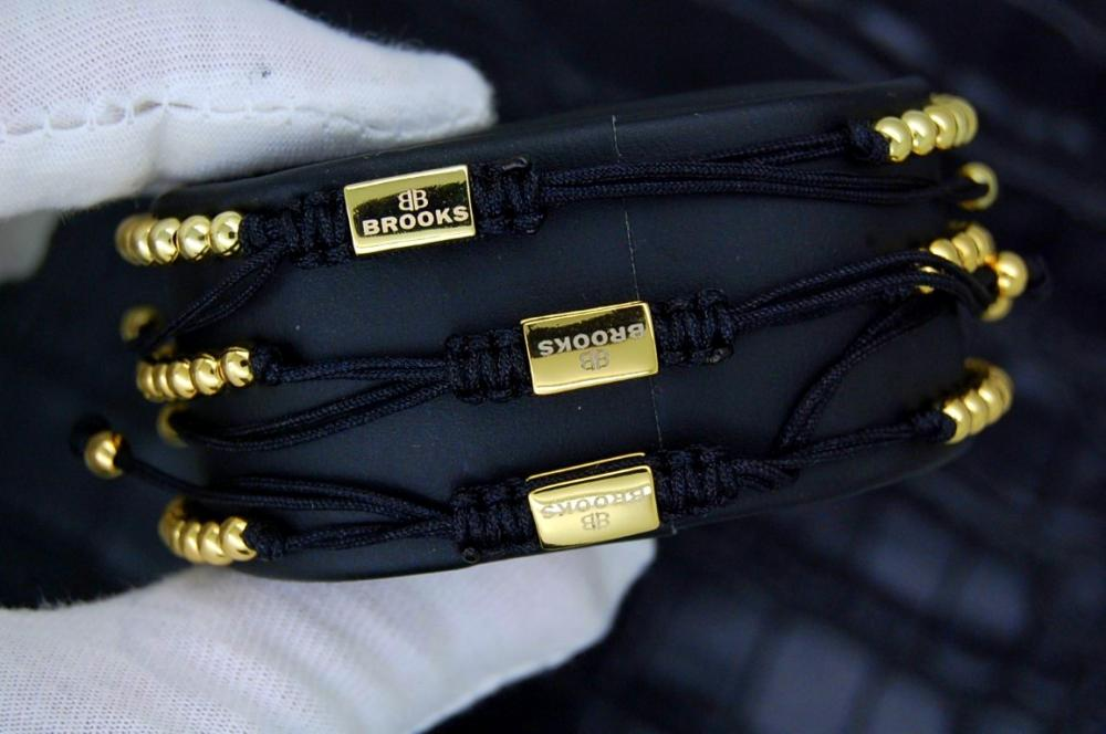 Luxury Set 3 Gold Brooks Bracelets
