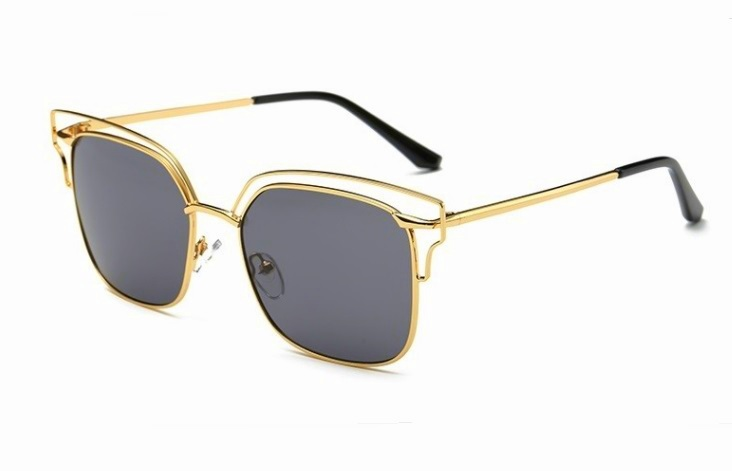 BROOKS BUTERFLY GOLD FRAME