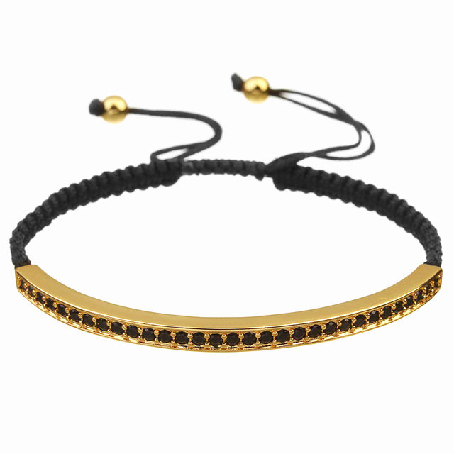 Brooks Gold Plated Woman Bracelet