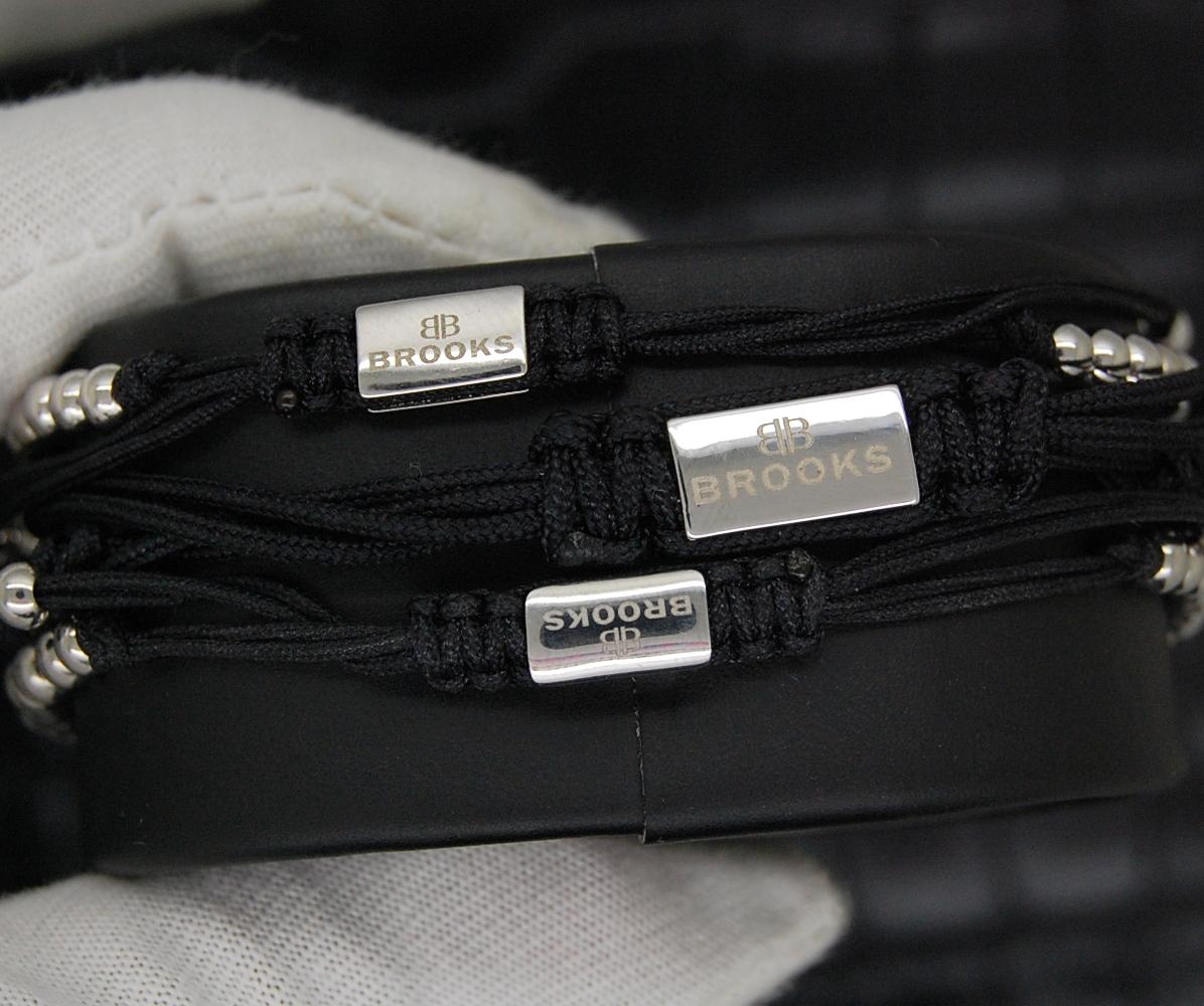 Brooks Luxury Set White Zirconia