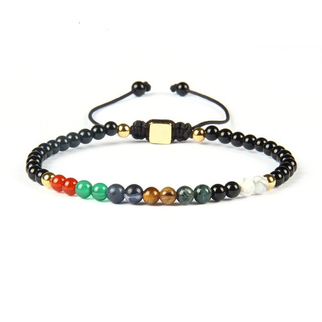 Brooks Chakra Beads Bracelets
