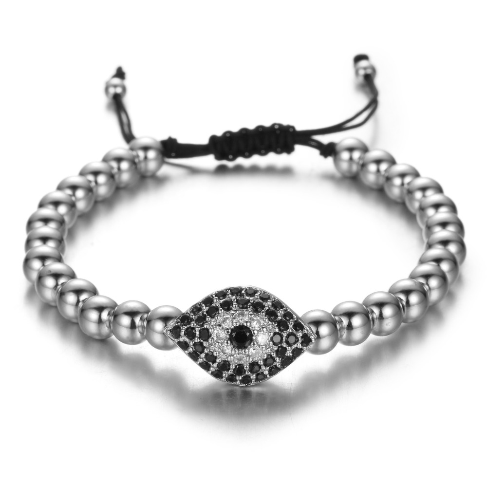 Brooks Woman Eye Bracelet GOLD