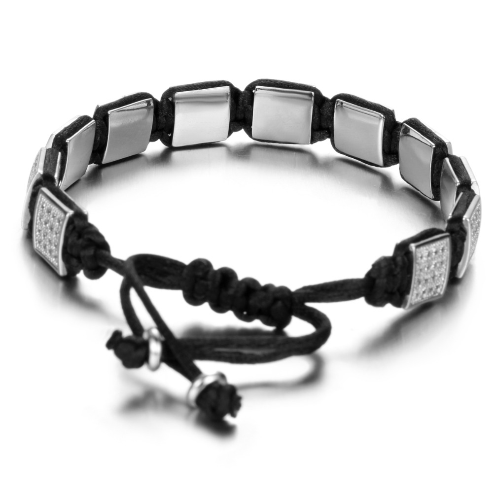 Brooks Woman White Zircon Bracelet