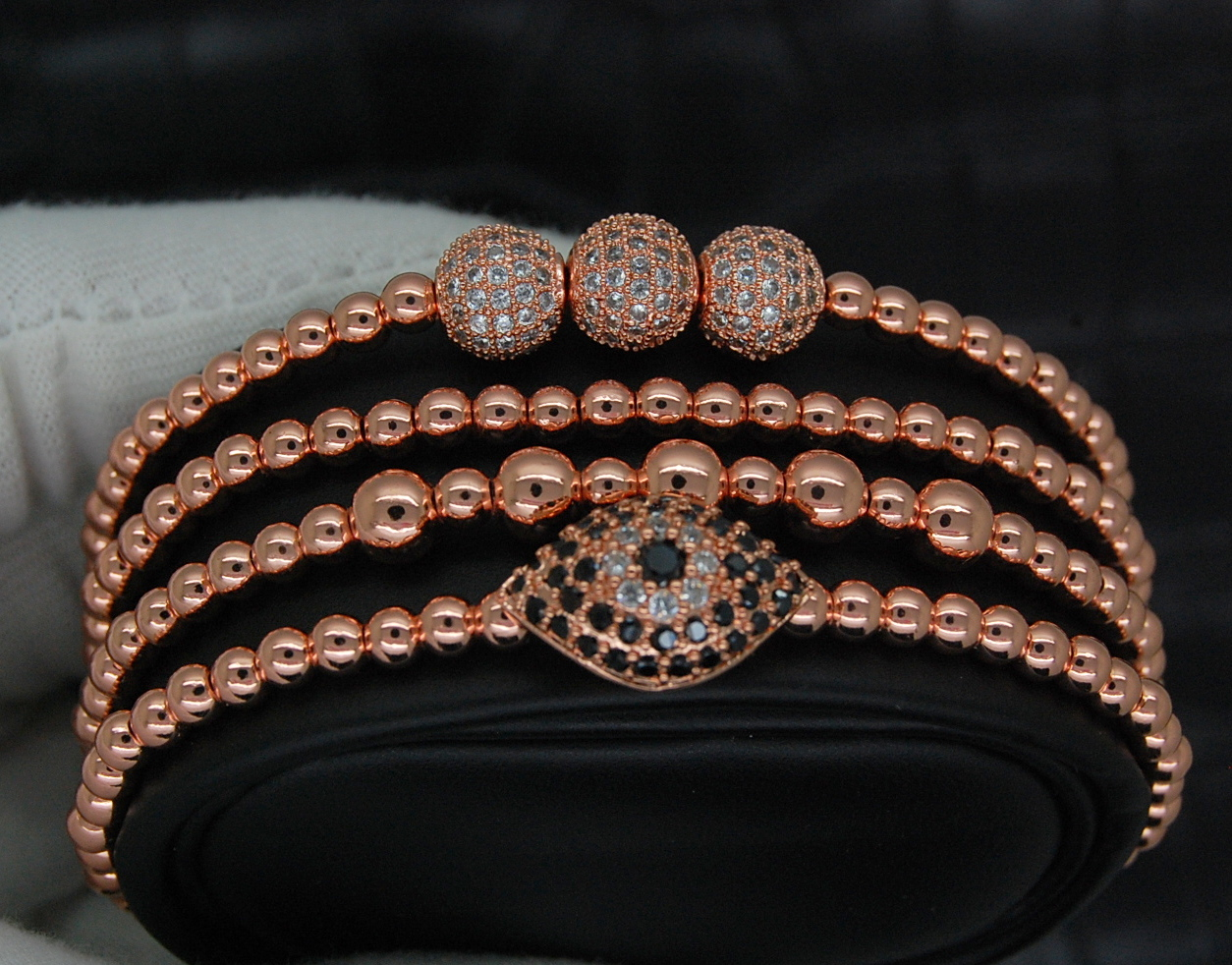 Luxury Set Rose Gold Promesse