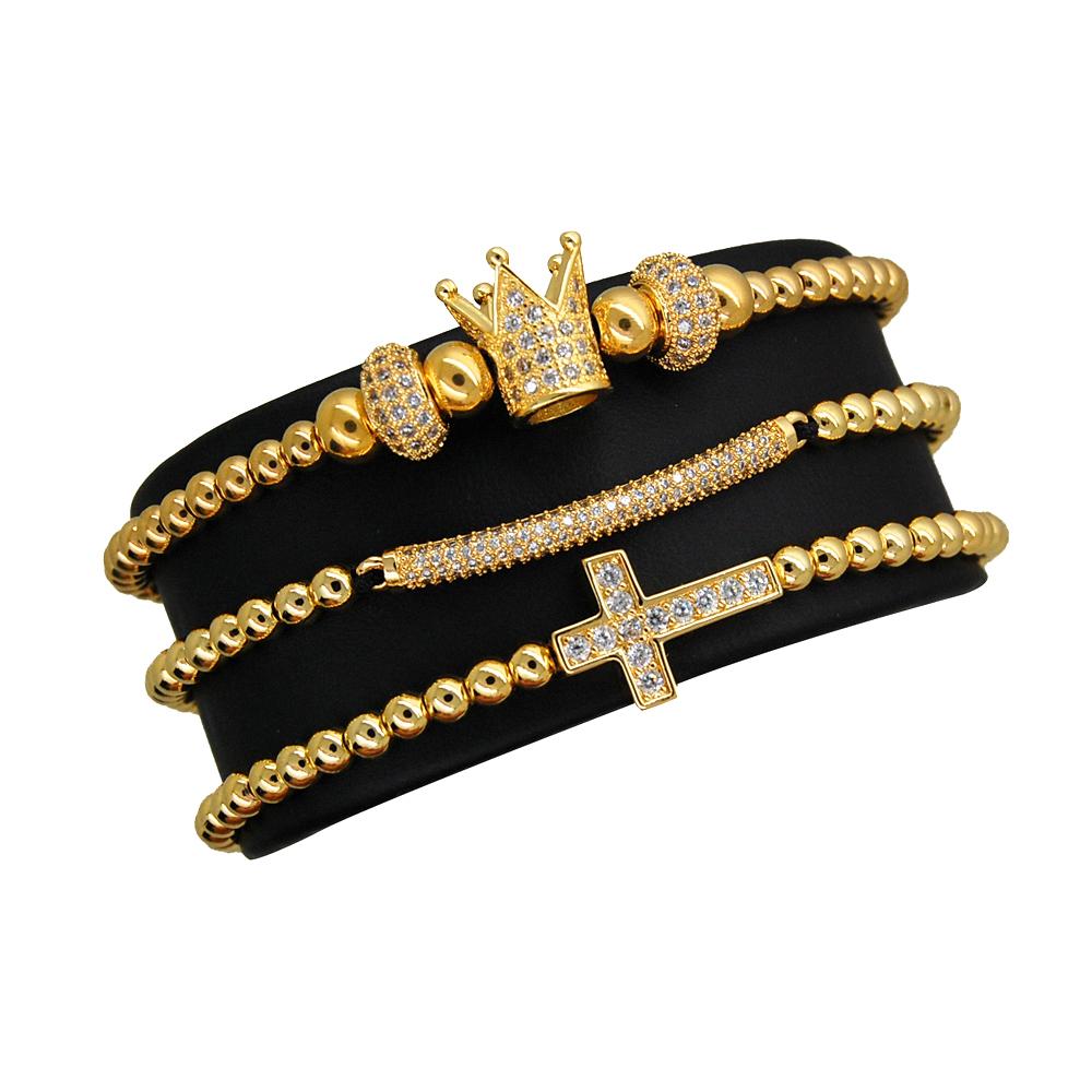 Luxury Set Brooks Gold Sheba Queen