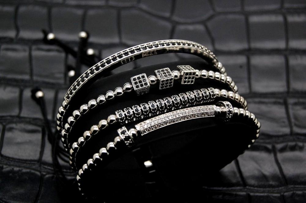 Brooks Woman Luxury Set 4 Bracelets