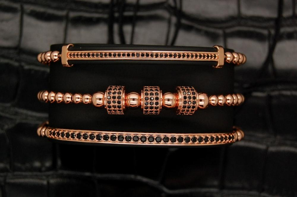 Brooks Rose Gold Luxury Set Woman
