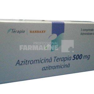 dureri articulare azitromicină
