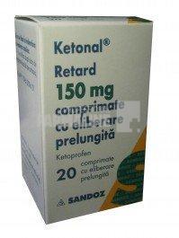 ketonal pastile