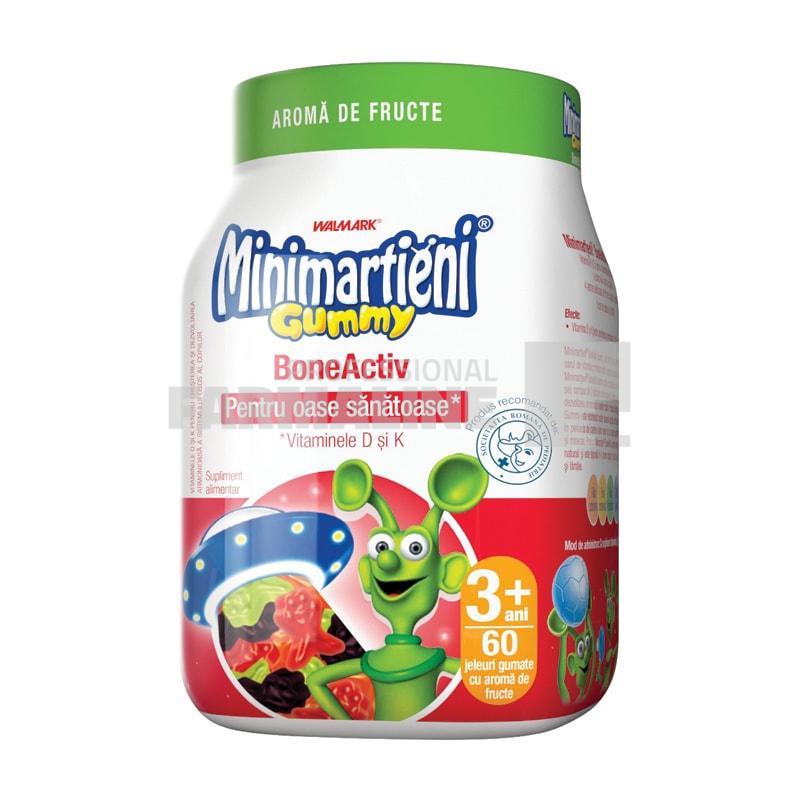 Minimartieni Gummy Oase Sanatoase, Walmark, 60 jeleuri   SAM-Distribution