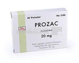fluoxetină efecte secundare)