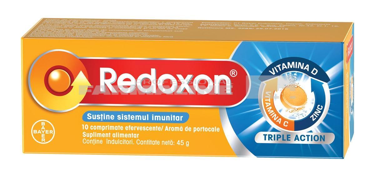 redoxon farmacia catena pret)