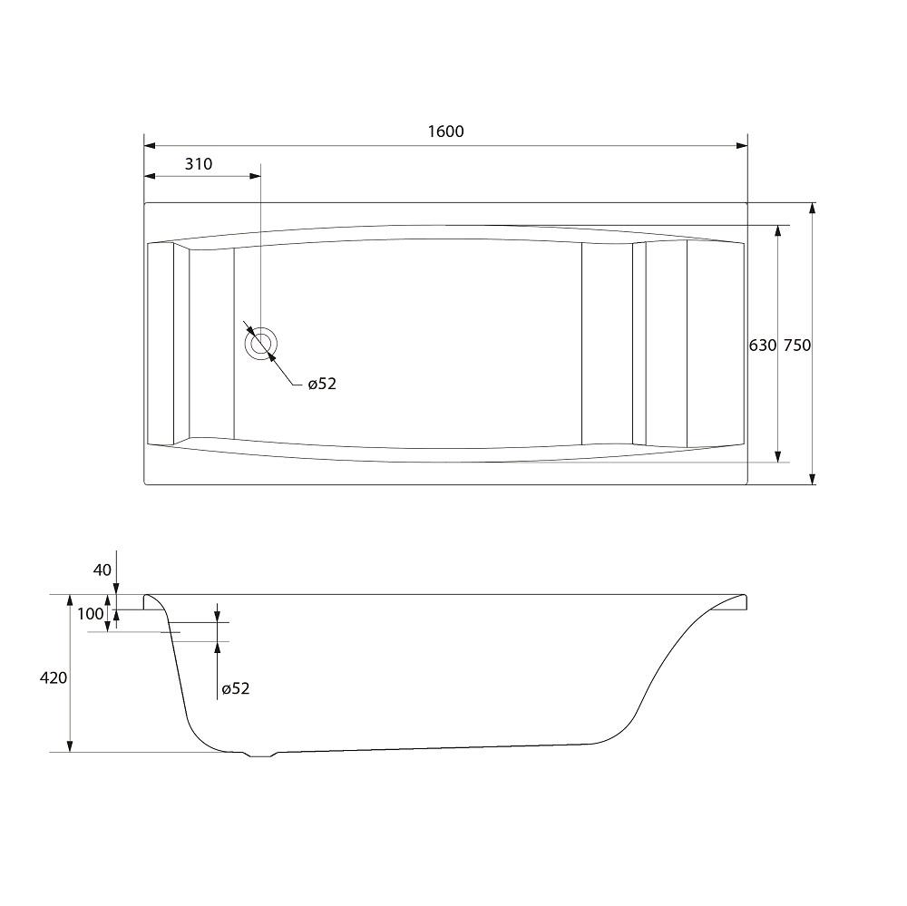 vidaXL Cadru de pat cu baldachin, gri, 160 x 200 cm, metal